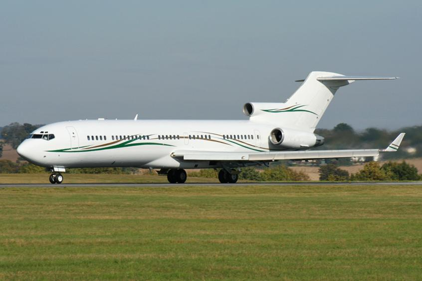 BOEING 727 EXECUTIVE  Assure Jets Private Jet Charter Specialists